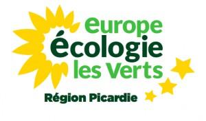 Logo EELV Région Picardie